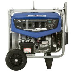 Yamaha EF7200DE 7200 Watt Gas Powered Electric Start Portabl