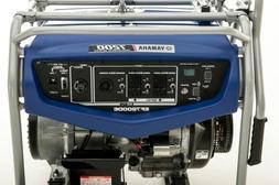 Yamaha EF7200DE, 6000 Running Watts/7200 Starting Watts, Gas