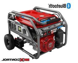 Electric Start Generator Portable Black Max 7,500W / 9,375W
