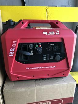 ELP Equipment Portable Generator - Steel 2500 w