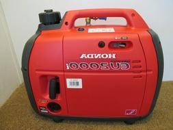 Honda EU2000i 2000W Super Quiet Inverter Generator Gas or Pr