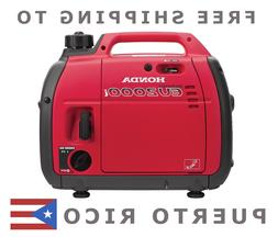 Honda EU2000i Power Inverter Generator 2000 Watts Super Quie