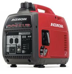 🔥 Honda EU2200i Portable Inverter Generator 2200-Watts 12
