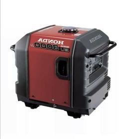 Honda EU3000iS1A 3,000 Watt Portable Inverter Generator  658