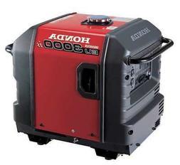 HONDA EU3000IS1A Port Inverter Generator,3000W,120VAC G37099