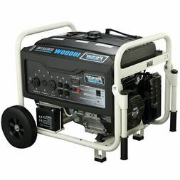 Pulsar Gas 10000W Generator Rated 8000W PG10000