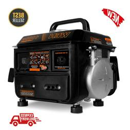 Wen Gas Powered Portable Generator Heavy Duty 1000W for Camp
