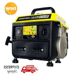 DuroStar Gas Powered Portable Generator Heavy Duty 1050W for