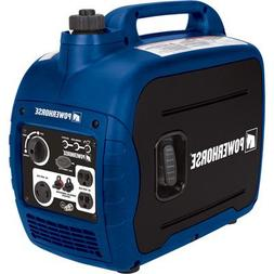 Powerhorse Gas Powered Portable Inverter Generator - 2,000 S