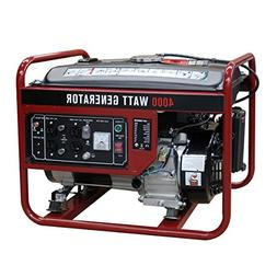 Goplus 4000 Watt Gasoline Portable Generator Gas Powered 4 S