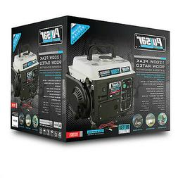 1200W Gas Generator RV Camping Power Electric Supply Small Q