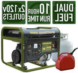 Sportsman GEN4000-SS Gasoline 4000 Watt Portable Generator -