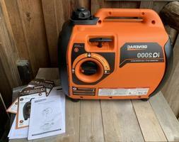 Generac iQ2000 2000 Watt Residential Gas Powered Portable In