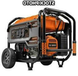 Generac XT8000EFI Gasoline Powered Generator Electronic Fuel