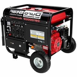 Generator 10000W Portable Gas Electric Start Generator Stand