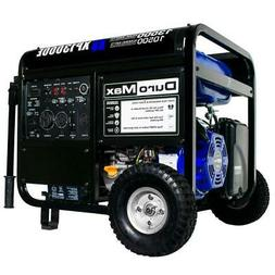 DUROMAX Generator 13000-Watt/10500-Watt Portable Gasoline Po