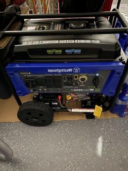 westinghouse generator 9500