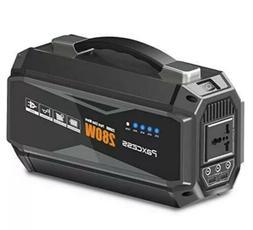 PAXCESS Generator Portable Power Station-280W - Lithium Batt