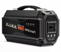 PAXCESS Generator Portable Power Station-280W -Lithium Batte