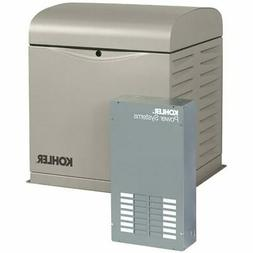 KOHLER Generators 8RESVL 100 Amp Standby Indoor Generator, 1