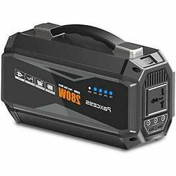Generators Generator Portable Power Station-280Watt / 67500m