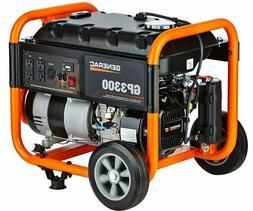 NO SHIPPING! Generac GP 3,300-Running Watt Portable Generato