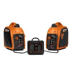 Generac GP2200i 2200W Portable Inverter Generator  + Paralle