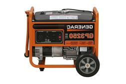 Generac GP3250 GP Series 3,250 W Portable Generator 5982 New