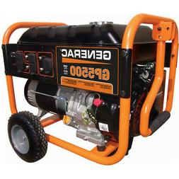 Generac GP5500 GP Series 5,500 W Portable Generator 5939 New