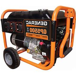 Generac GP5500 GP Series 5,500 Watt Portable Generator 5939