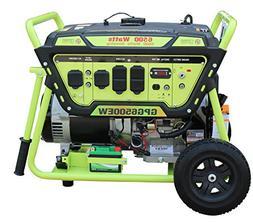 Green-Power America GPG6500EW Pro Series Recoil Electric Sta