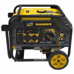 Firman H03652 Hybrid Series 4550/3650 Watt Dual Fuel Recoil