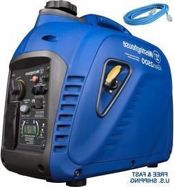 Westinghouse iGen 2,200/2,500-Watt Gasoline Powered Portable