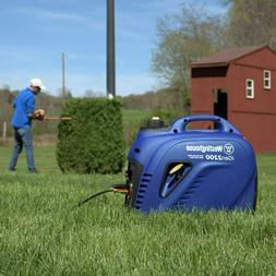 Westinghouse iGen2200 Portable Inverter Generator 1800 Rated