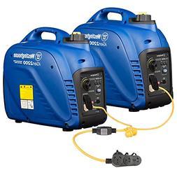 Westinghouse iGen2200 Portable Inverter Generator Parallel S