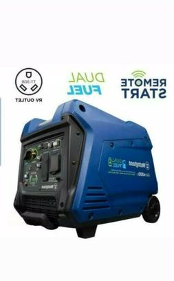 Westinghouse Igen4500df Portable Inverter Generator Dual Fue