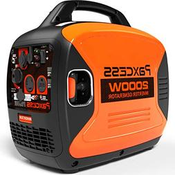 PAXCESS 2000 Watts Portable Inverter Super Quiet Gas Powered