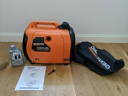 Generac iQ2000 2,000 Watt Portable Inverter Gas Powered Powe