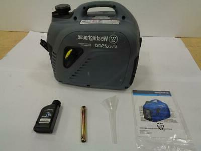 1 new ipro 2500 portable digital inverter