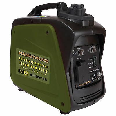 1000 watt inverter generator carb approved