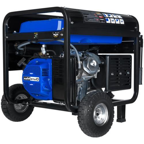 DuroMax Portable Gas Generator