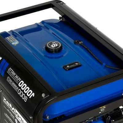 DuroMax Portable Generator RV Home