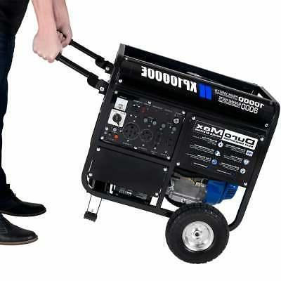 DuroMax Generator RV Home
