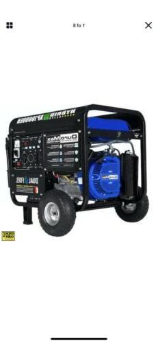 DuroMax 10000-Watt Duel Fuel Gasoline/Propane Pickup Only