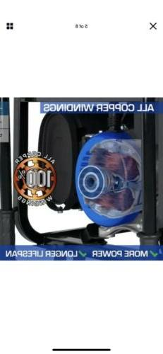 DuroMax Duel Gasoline/Propane Pickup