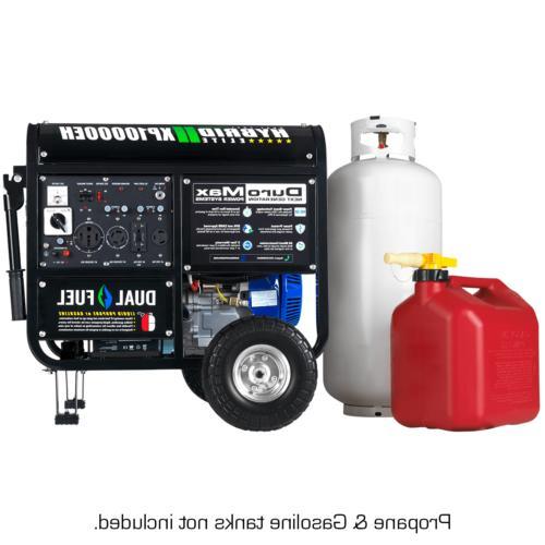 Dual Portable Generator