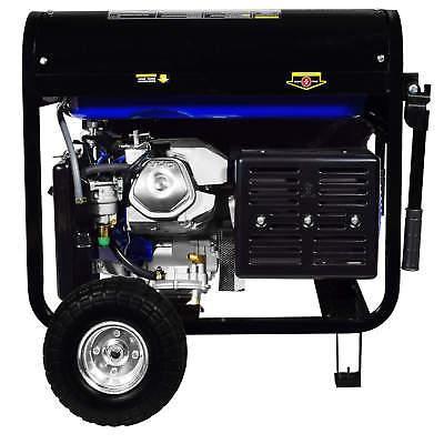 DuroMax Dual Fuel Propane - RV Standby