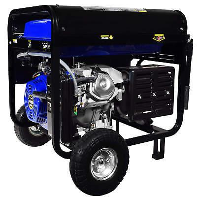 Duromax XP10000EH Dual Fuel Portable RV Home Generator
