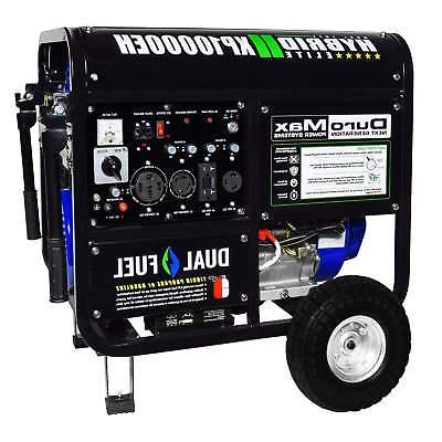 DuroMax Dual Propane Generator - RV