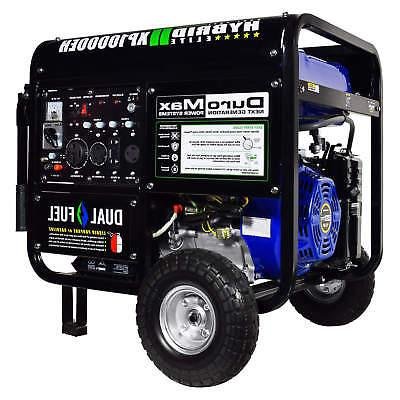 Duromax Dual Start Portable RV Home Generator